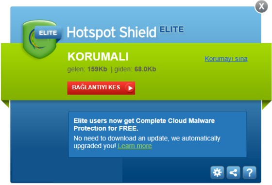 Free Hotspot Shield Latest Version