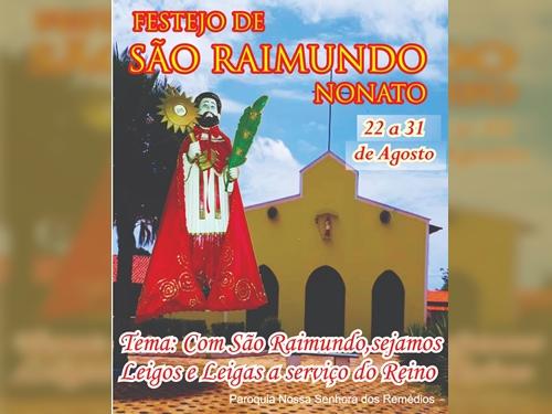 Participe do grande festejo em honra a São Raimundo Nonato 2018 em Timbiras Maranhão