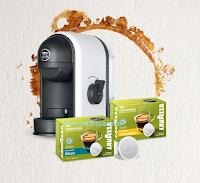 Logo Vinci gratis la macchina per caffè espresso Lavazza Minù