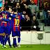Barcelona dominou o Osasuna e voltou a vencer no Espanhol