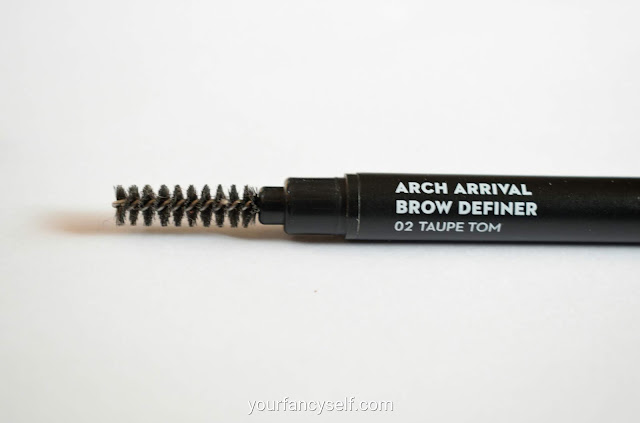 SUGAR Arch Arrival Brow Definer- Review & Swatches