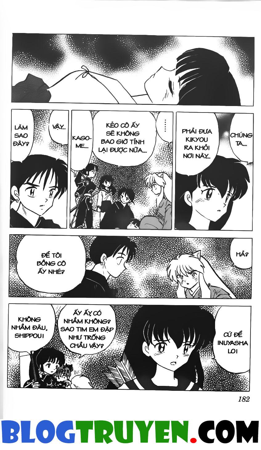 Inuyasha vol 25.10 trang 15