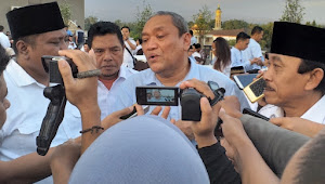 Raih Hampir 100 Ribu Suara, Bambang Kristiono Sukses Melenggang ke Senayan !!
