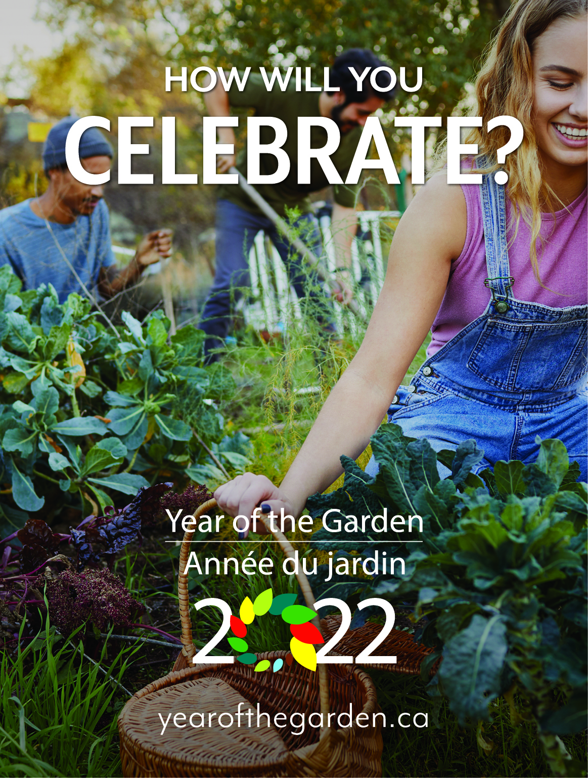 * YEAR OF THE GARDEN 2022 * JOIN THE CELEBRATION!