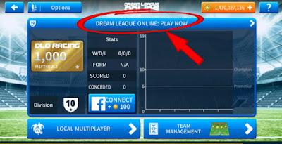 Cara Bermain Multiplayer Online Dream League Soccer  Cara Bermain Multiplayer Online Dream League Soccer 2019