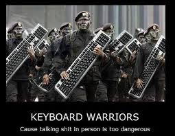 keyboard warrior,whatsapp,telegram,copy paste