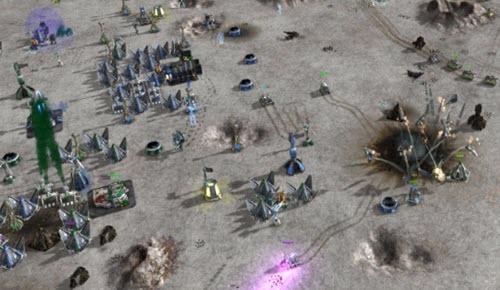 لعبة حرب الروبوتات الالية للكمبيوتر