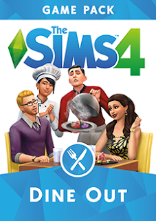 Download The Sims 4 Dine Out INTERNAL PC Game Gratis