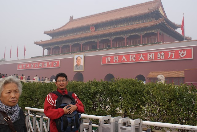 Musim Semi di Kota Beijing