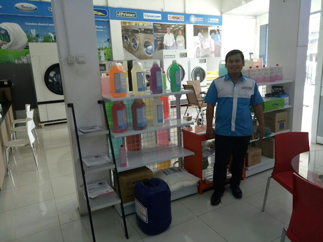 DISTRIBUTOR MESIN LAUNDRY HOTEL 3