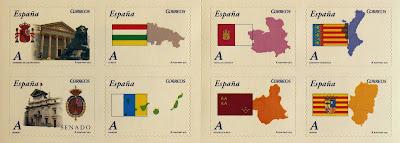 EL CONGRESO, EL SENADO, LA RIOJA, CASTILLA LA MANCHA, COMUNIDAD VALENCIANA, CANARIAS, MURCIA Y ARAGÓN