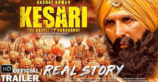 Akshay Kumar's movie Kesari-strong-action-and-dialogue
