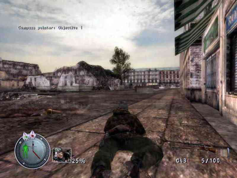 Sniper Elite 1 Game Download Free For Pc Full Version