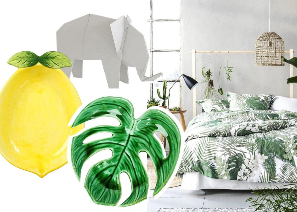 Diese tropischen Accessoires machen Lust auf Sommer!