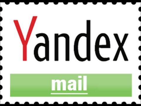yandex mail açma