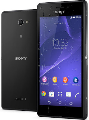 Sony Xperia M2 complete specs and features