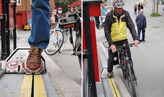 Η πρώτη κυλιόμενη σκάλα για ποδήλατα στον κόσμο [photos]