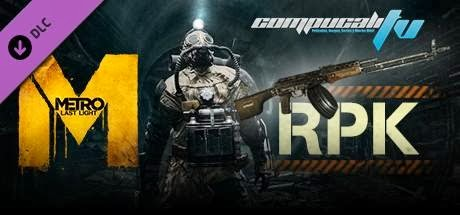 The RPK Machine Gun DLC