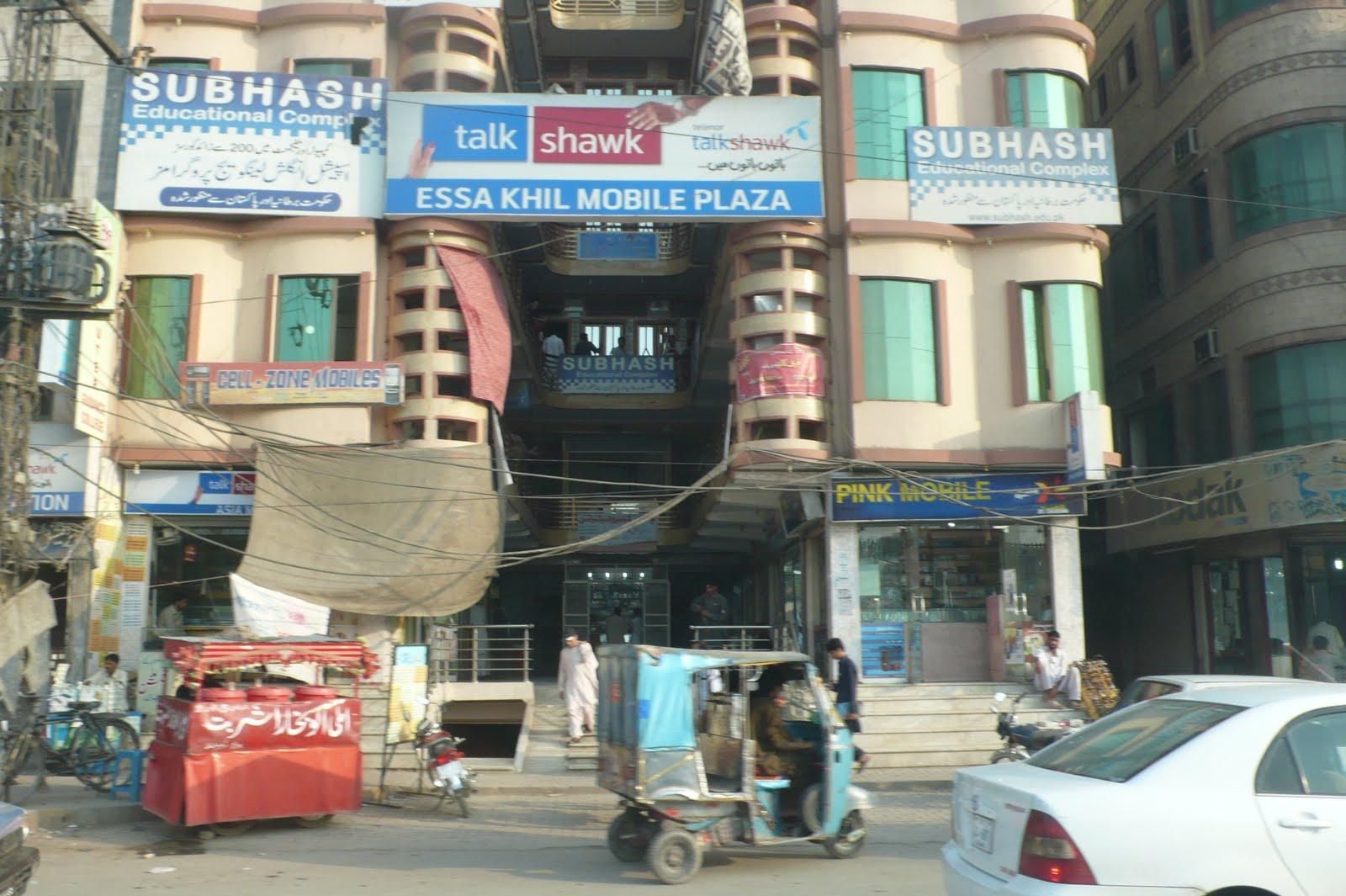 high-life in Pakistan: Starving Buddha In Peshawar