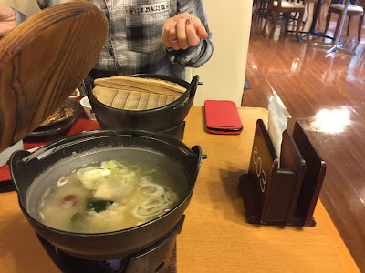 Sopa del desayuno