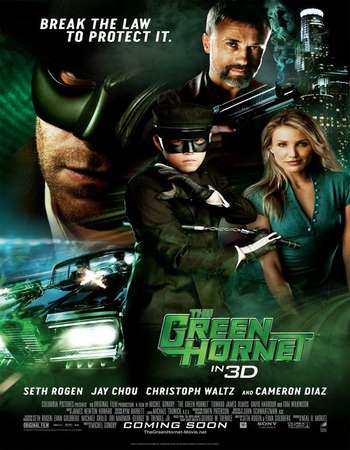 The Green Hornet 2011 Hindi Dual Audio BluRay Full Movie Download