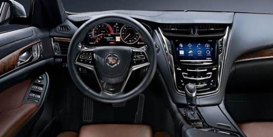 2016 Cadillac CTS Release Date