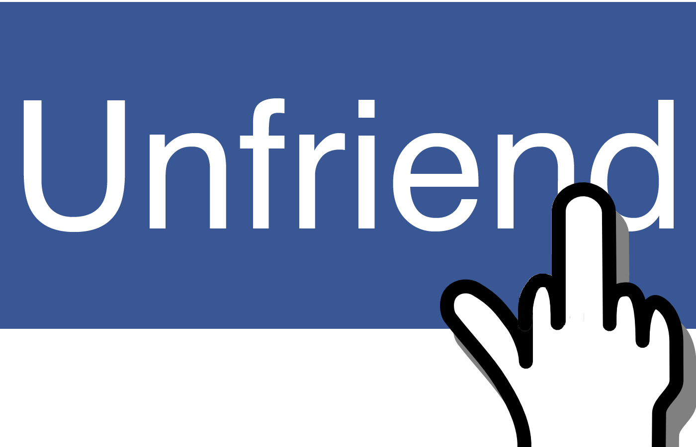 facebook-unfriend