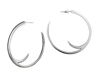Jewellery Every woman Should Own: Shaun Leane Silver Cat Claw Hoops