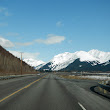 The view on the Seward Highway, unique everyday