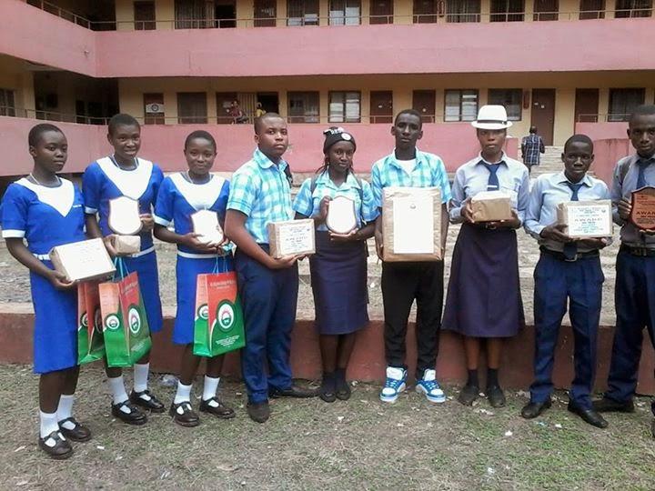 Grays International School Emerges as Winner NSE Kaduna Branch Quiz competition