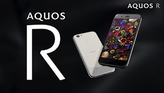 Aquos R, Ponsel dengan Snapdragon 835 dan AI