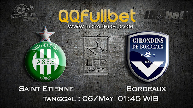PREDIKSIBOLA - PREDIKSI TARUHAN SAINT ETIENNE VS BORDEAUX MAY 2017 (France Ligue 1)