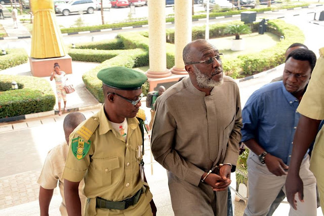 Alleged destruction of statement: Metuh gets N600m bail