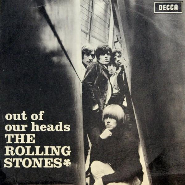 The Rolling Stones Studio Album Covers Vintage Everyday