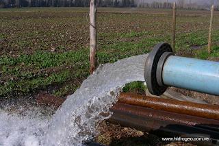 como perforar un pozo de agua subterránea