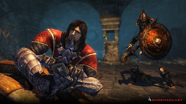 Castlevania Lords of Shadow Gameplay Screenshot 1