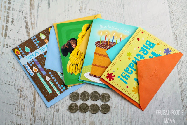 Find out how I #SendSmiles for less and became a card giver again thanks to Hallmark and Walmart! #ad