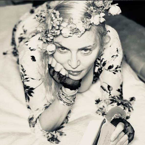 O mês de Madonna