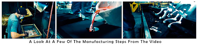 A Look At A Few Of The Manufacturing Steps From The Video