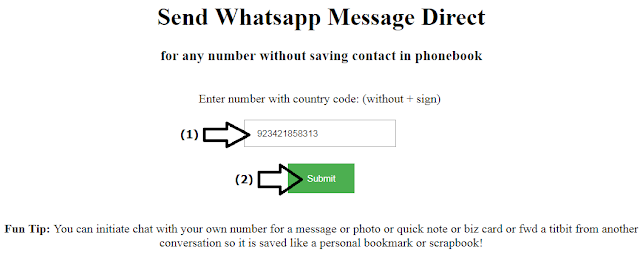 Whatsapp Direct Message Kasy Sand Krain Without Number Save