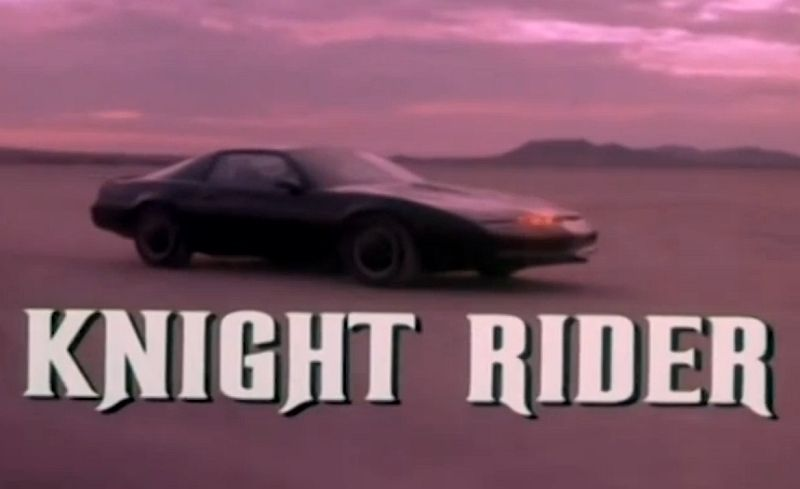 KNIGHT RIDER - Musicless Intro | Soundtrack raus, Soundeffekte rein - Webtipp