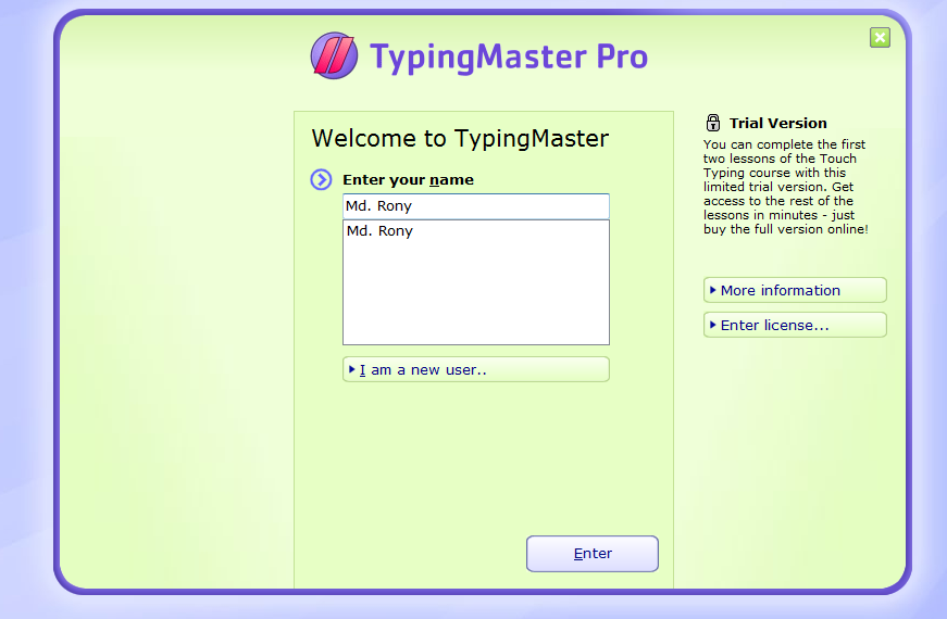 Typing Master Pro Free Download Full Version With Key 2019 ...