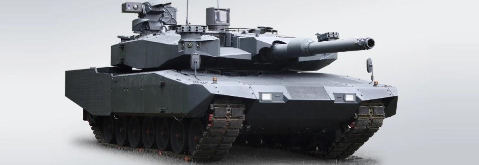 Німеччина та Франція підписали угоди на створення нового танку