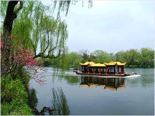 ทะเลสาบโซ่วซีหู (Shou Xihu Lake)