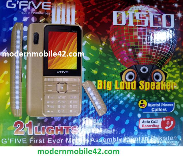 gfive disco 21 light e301 v2.0 flash file download