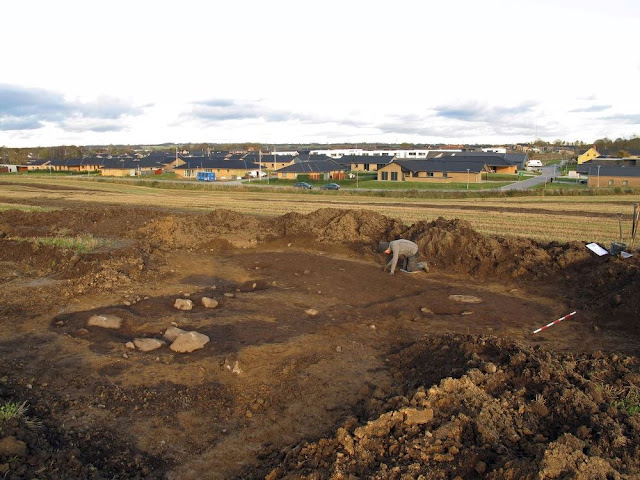 Archaeologists make sensational Viking discovery in Denmark