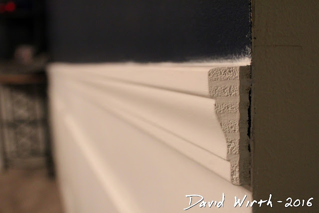 chair rail vs door trim