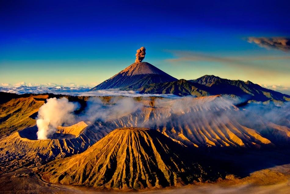 Gambar  Pegunungan  Terindah Di  Indonesia  Foto Gambar  Terbaru