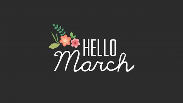 Happy New Month To All Naijainfosharers: Welcome to March