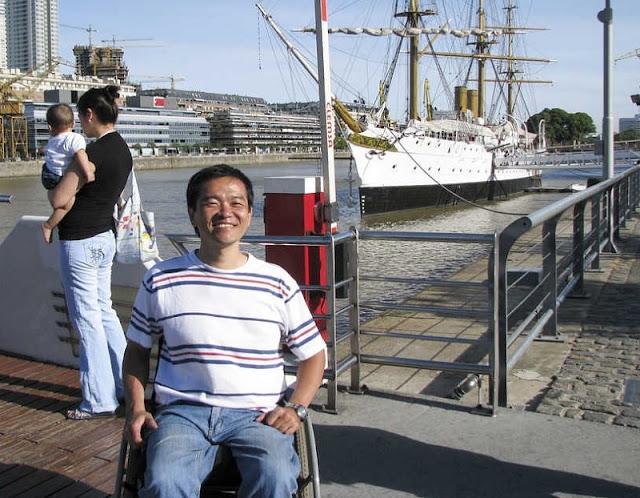 Pontos turísticos para deficientes físicos em Buenos Aires